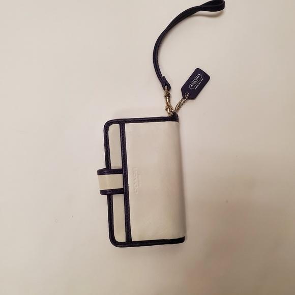 Coach Cellphone Wallet